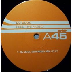 DJ Zuul – Feel The Music (COPIAS NUEVAS SELLO ORBIT¡)