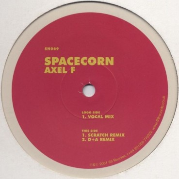 Spacecorn - Axel F(Rockola Mislata 2000)