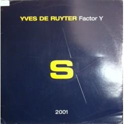 Yves De Ruyter – Factor Y (SEMI NUEVO,TEMAZO¡)