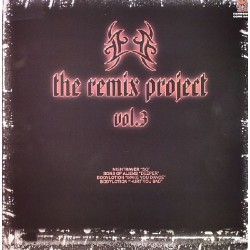 The Remix Project Vol. 3 (2 MANO,SELLO HCB¡)