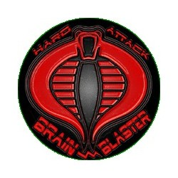 Brainblaster – Hard Attack (2 MANO,CHR)