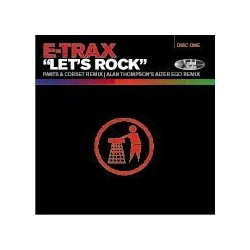 E-Trax - Let's Rock(BASE REMEMBER¡¡)