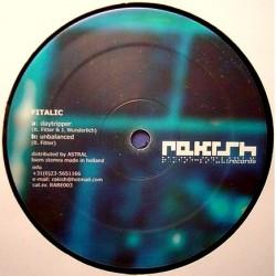 Fitalic – Daytripper (2 MANO,COMO NUEVO¡¡)