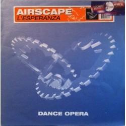 Airscape - L'Esperanza (2 MANO,EDICIÓN BELGA¡¡)