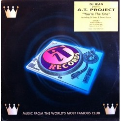AT Project – You're The One (2 MANO,TEMAZO CANTADITO¡¡)