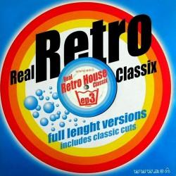 Real Retro House Classix EP 3 (2 MANO,MELODIAS)