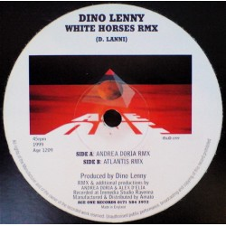 Dino Lenny – White Horses Rmx (2 MANO,MELO + BASE ROLLETE¡)
