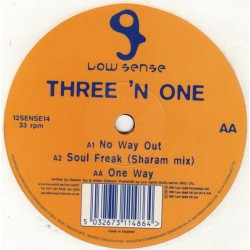 Three N One – No Way Out (NUEVECITO,MELO MUY FINA¡)