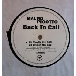 Mauro Picotto – Back To Cali (2 MANO,MELODIA + PROGRESSIVE)