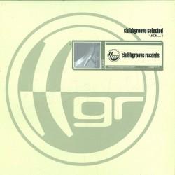 Clubbgroove Selected Vol. 1 (NUEVO.MELODIAS DEL 2001)