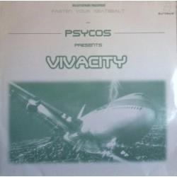 Psycos – Vivacity (2 MANO,COMO NUEVO.MELODIA ALEMANA DEL 99¡¡)