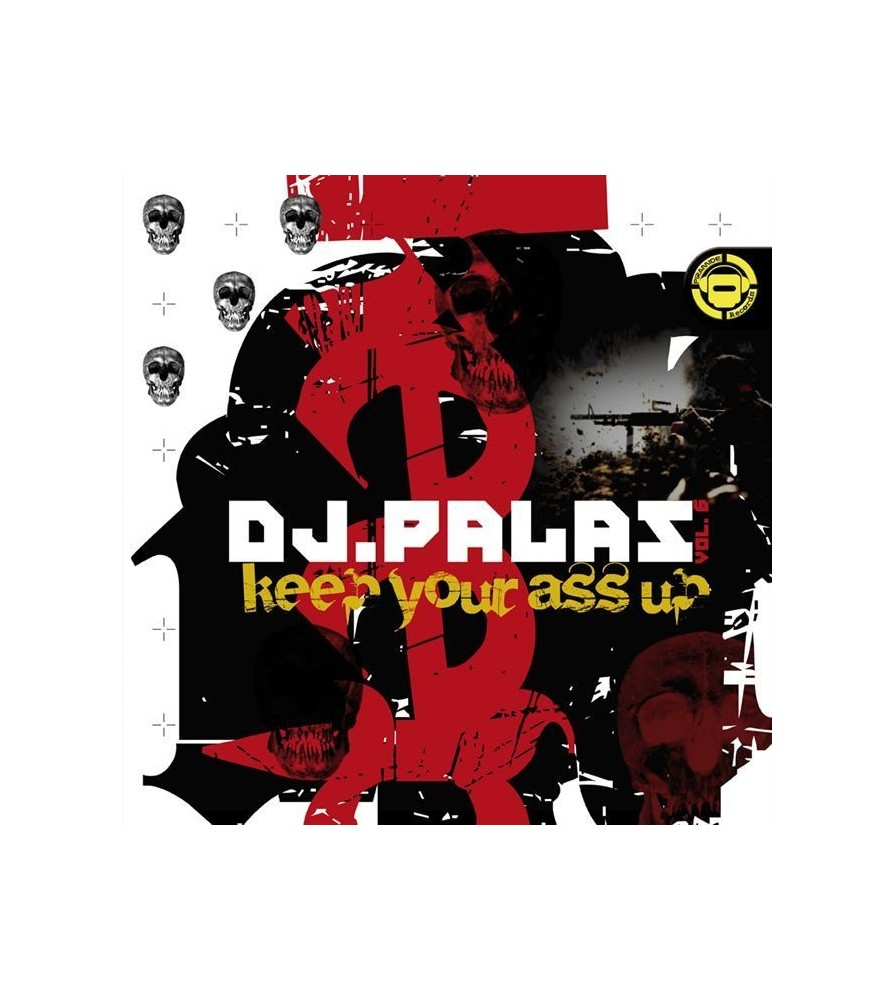 (Proximos)Dj Palas - Keep your ass
