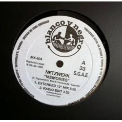 Netzwerk - Memories(2 MANO,TEMAZO¡¡)