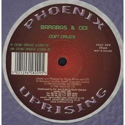 Barabas & OD1 – Doin' Drugs (2 MANO,COMO NUEVO)