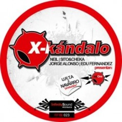 Xkandalo  - X-kándalo Vol.1 (PRODUCIDO POR URTA & NAVARRO)