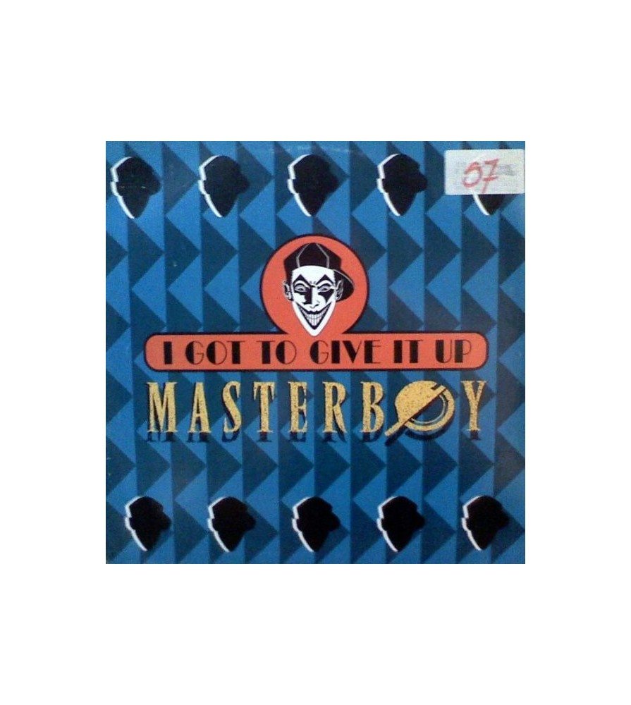 Masterboy – I Got To Give It Up (2 MANO,REMEMBER 90'S¡)