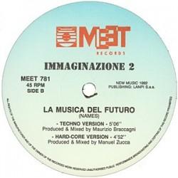 Immaginazione 2* – La Musica Del Futuro (2 MANO,BOMBAZO REMEMEBER¡¡)