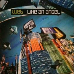 Web – Like An Angel (2 MANO,COMO NUEVO¡)