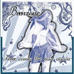 BRENZONE - HERE COMES THE RAIN AGAIN ( DCIBELIA & POKYTWINS NEW TRACKS)