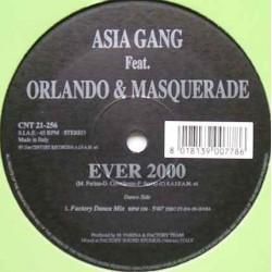 Asia Gang Feat. Orlando  & Masquerade  – Ever 2000 (2 MANO,TEMAZO ITALO¡¡)