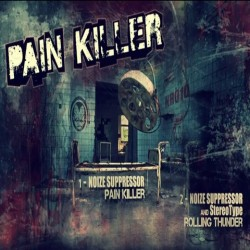 Noize Suppressor - Pain Killer / Bassdrum Bitch¡¡