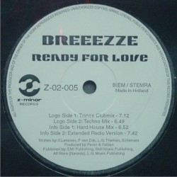 Breeezze – Ready For Love (MELODIÓN RADICAL¡¡)