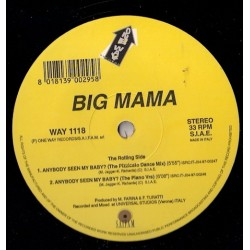Big Mama - Anybody Seen My Baby