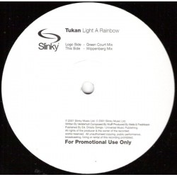 Tukan – Light A Rainbow
