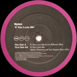 Nylon – If You Love Me