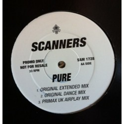 Scanners – Pure (COPIA IMPORT)