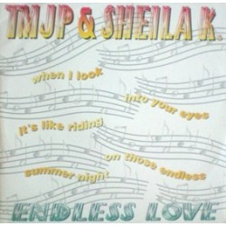 TMJP & Sheila K – Endless Love (BOMBAZO ITALIANO¡)