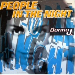 Donna J – People In The Night