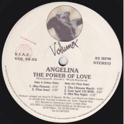 Angelina  – The Power Of Love (PELOTAZO¡)