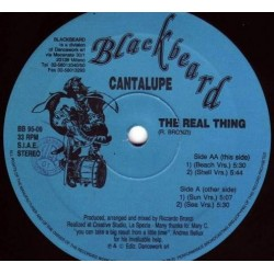 Cantalupe – The Real Thing