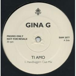 Gina G – Ti Amo (REMIXAZO¡¡)