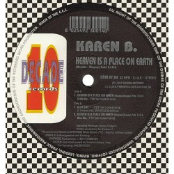 Karen B – Heaven Is A Place On Earth