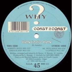 Coast 2 Coast  – Run Baby Run