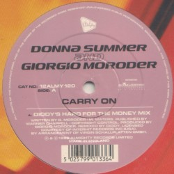 Donna Summer And Giorgio Moroder – Carry On