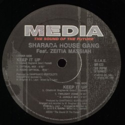 Sharada House Gang Feat. Zeitia Massiah – Keep It Up