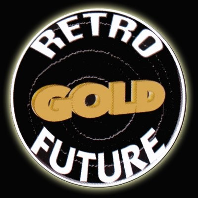Retro Future Gold