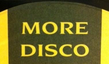 More Disco